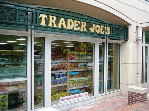 Trader Joe's in Old Town Alexandria